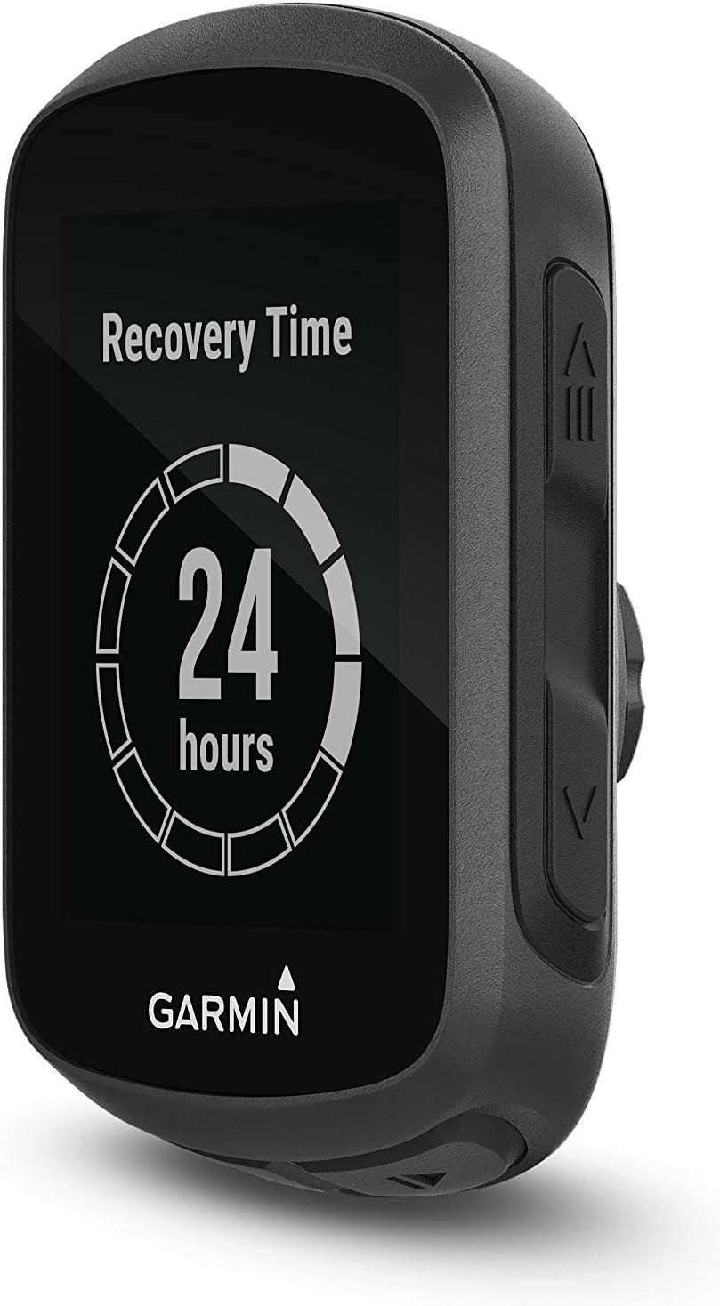 Garmin Edge 130 - Compteur GPS de Vélo face gauche