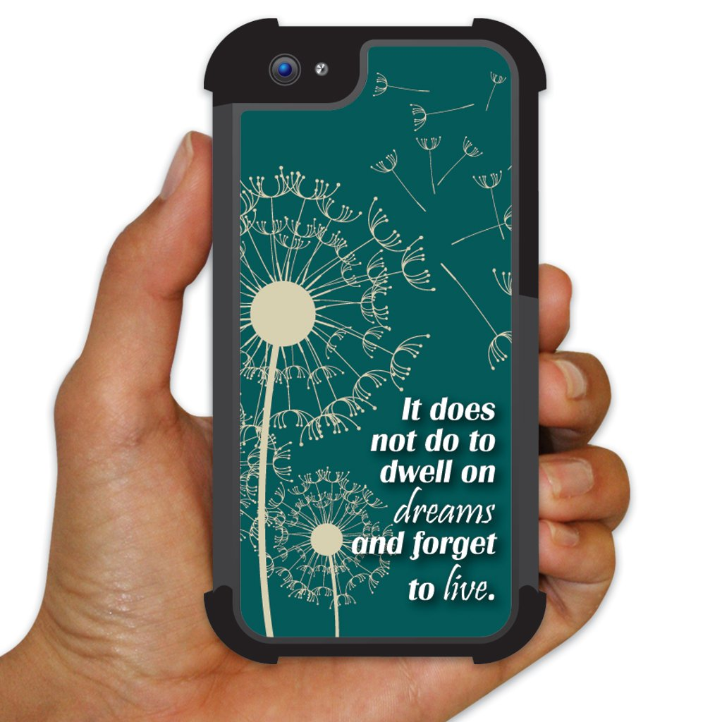 712jM2AT3IL._SL1024_ amazon com iphone 5 brutebox case dumbledore quote \