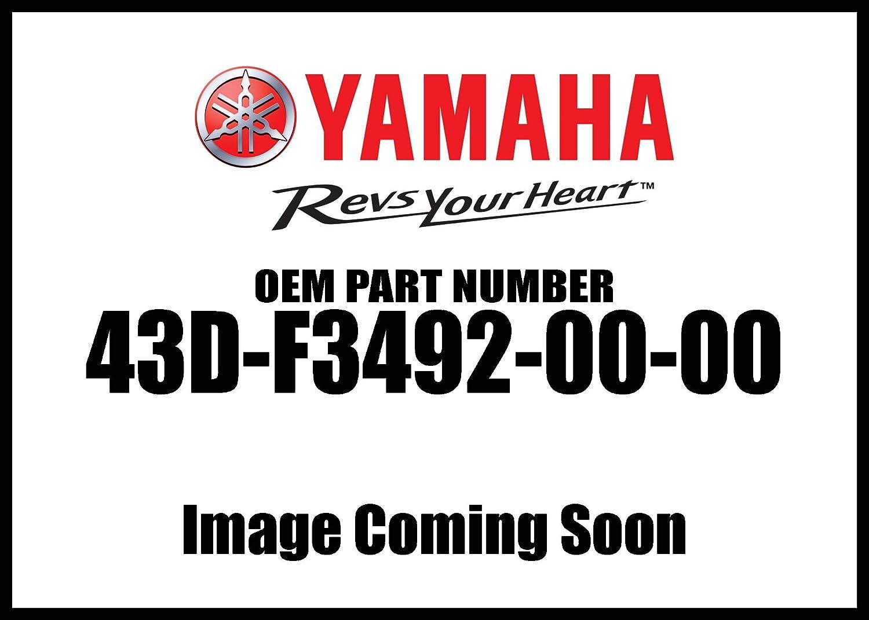 Yamaha 43D-F3492-00-00 Bolt; 43DF34920000 Made by Yamaha