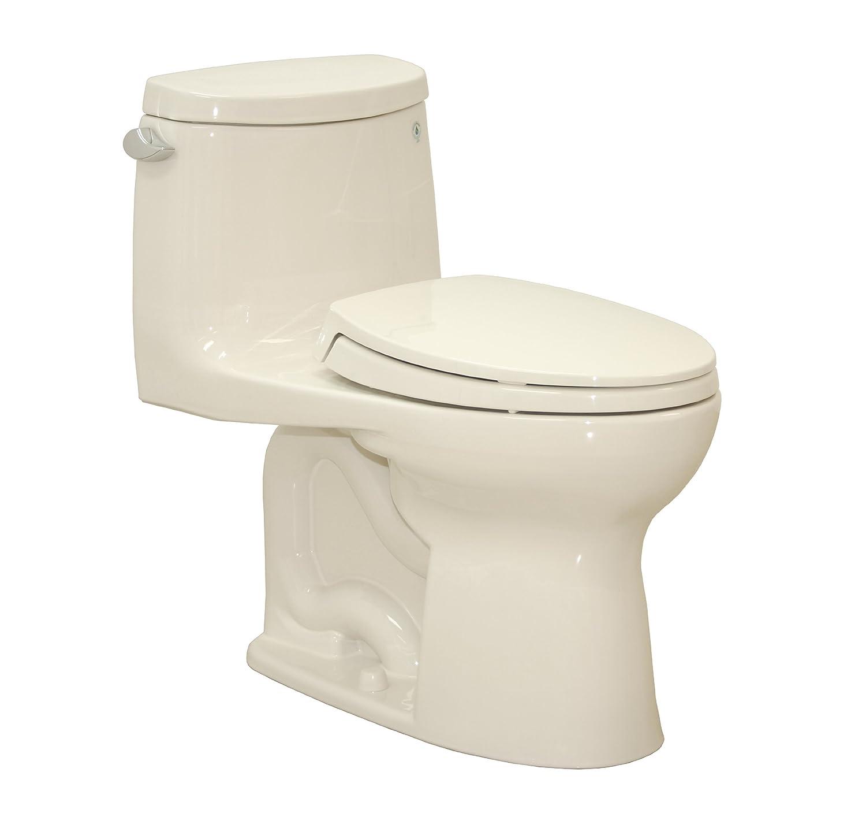TOTO MS604114CEFG#12 Ultramax II Het Double Cyclone One Piece Toilet ...