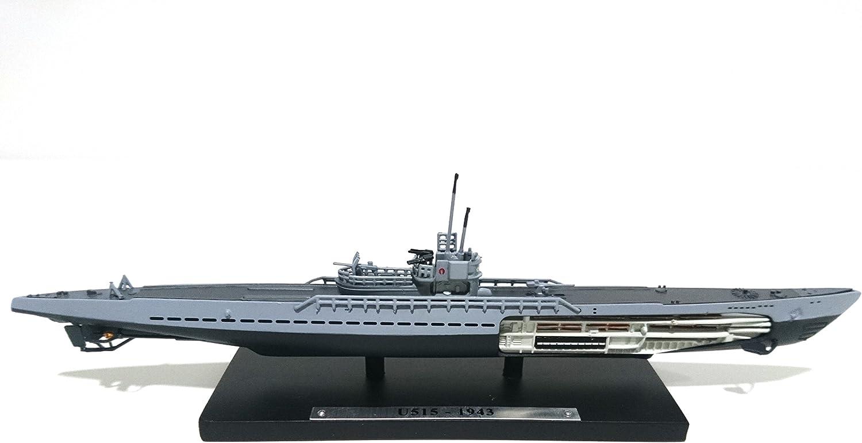 Atlas U515-1943 Military Submarine 1//350 Ref: 109