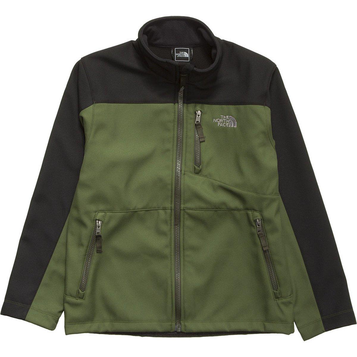 61f702610fa9 Amazon.com   The North Face B TNF Apex Bionic Jacket Scallion Green Boys XL    Sports   Outdoors