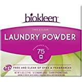 Biokleen Free & Clear Natural Laundry Powder - 2.3Kg