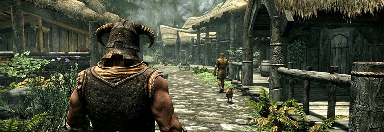 Amazon com: The Elder Scrolls V: Skyrim Special Edition