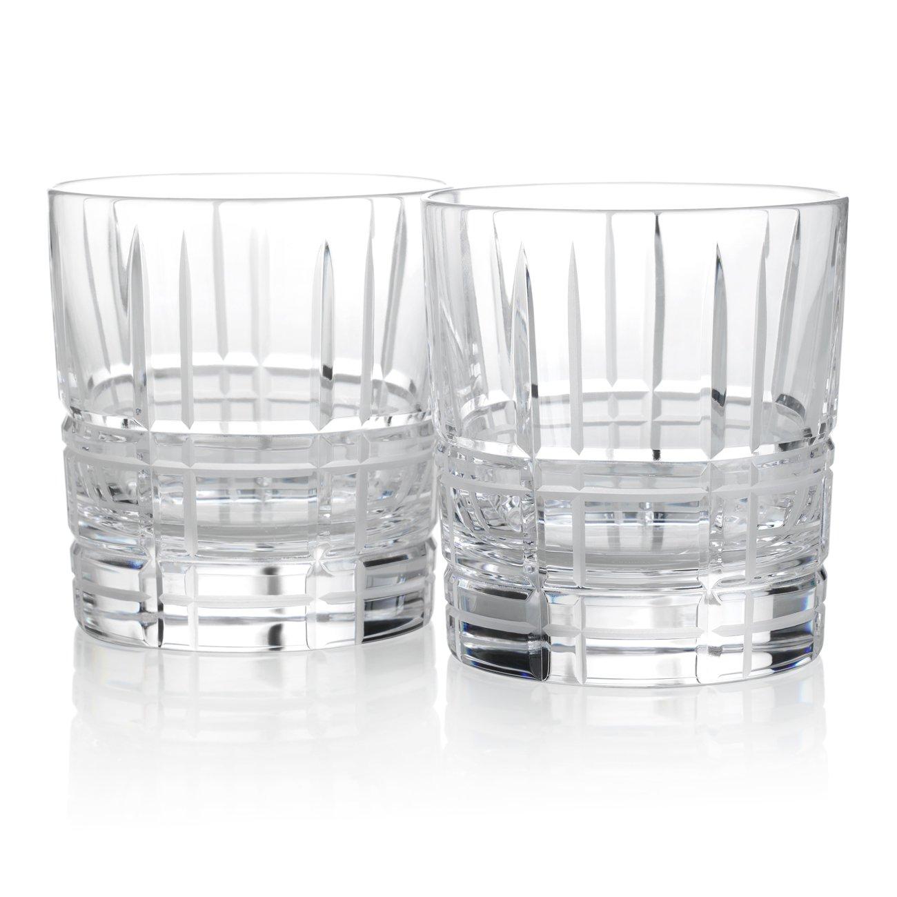 Christofle Scottish Bar Double Old Fashioned, Set of 2