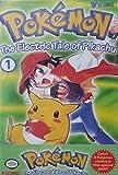 VIZ Comics Pokemon The Electric Tale of Pikachu Volumes 1-4 Reprint