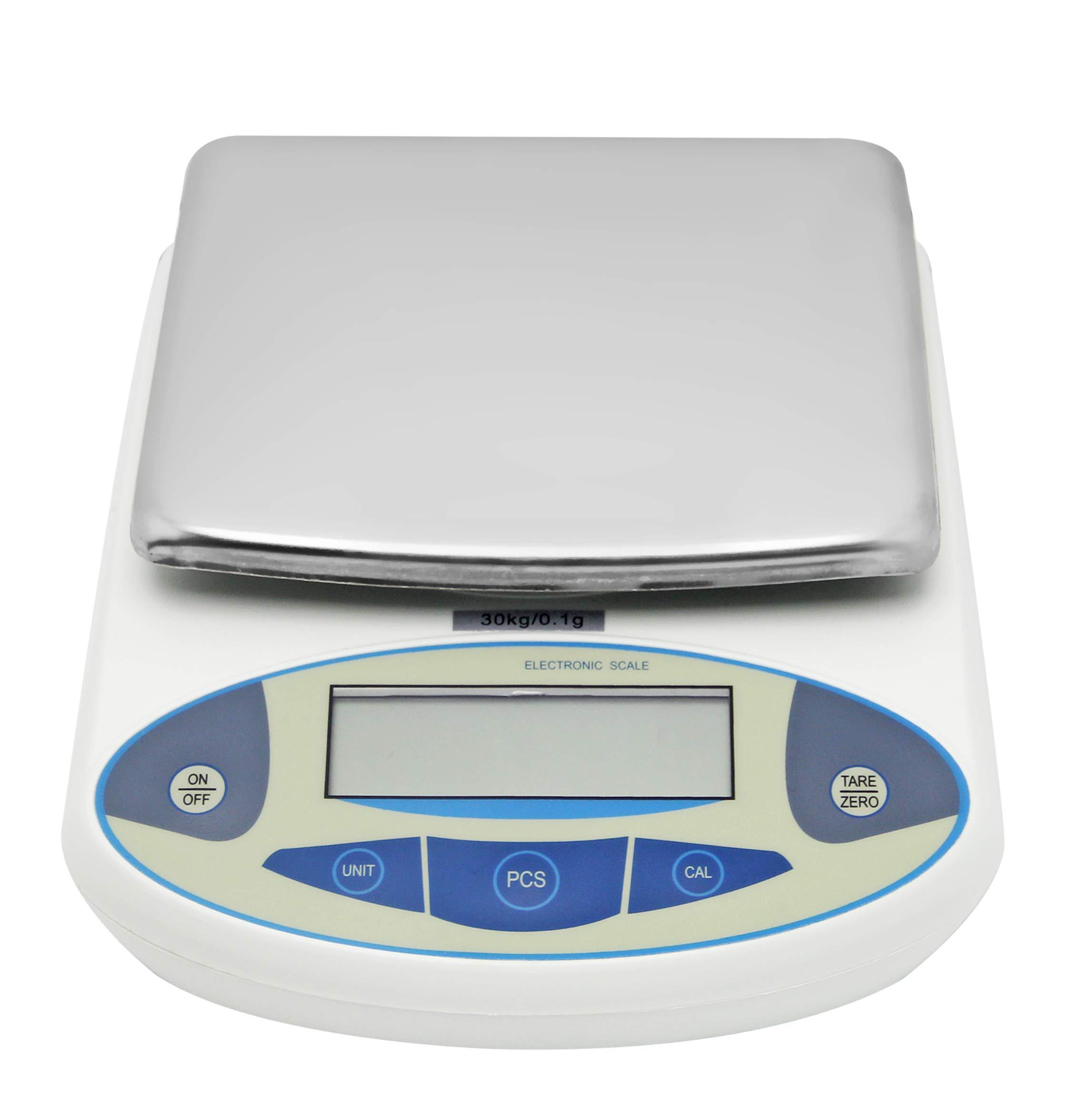 Precision Digital Balance Scale 20000g/0.1g (220V)