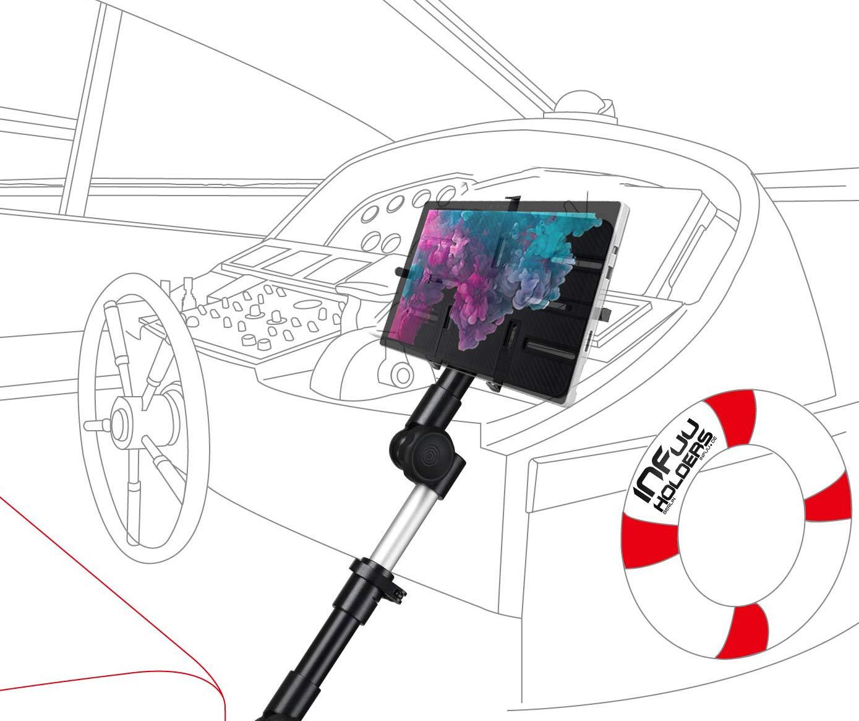Infuu Holders 006 Auto Soporte de Coche para iPad 1 2 3 4 Air ...