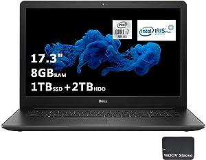 Dell Inspiron 17 3793 Business Laptop, 2021 Premium 17.3