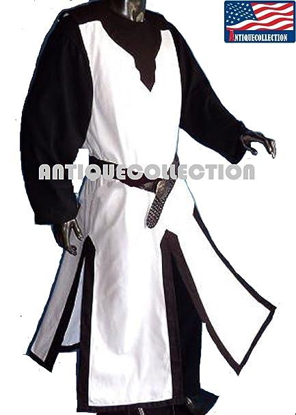 Amazon.com: Anticucucuecolección: capa medieval de túnica ...