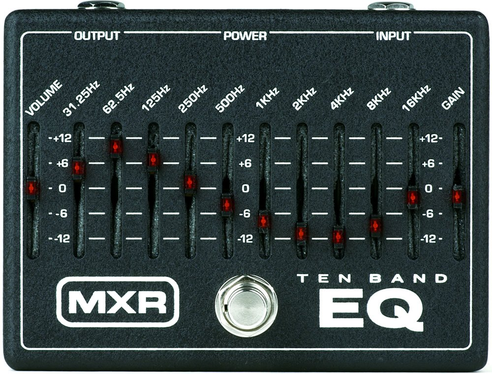 MXR M108 10 BAND EQ   B0017SA0WM