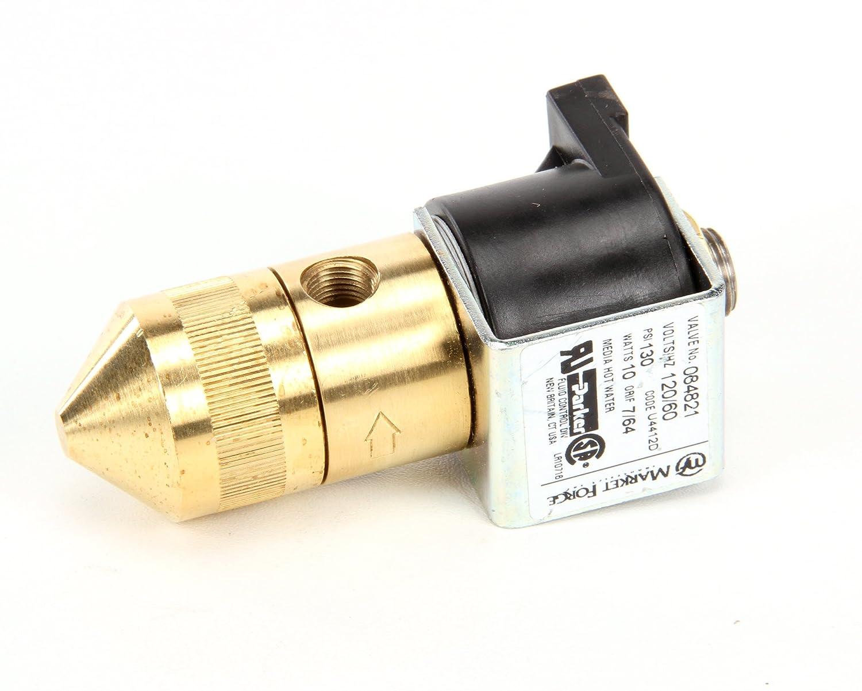 Market Forge 08-4821 Solenoid Valve 110//120V 50//60b