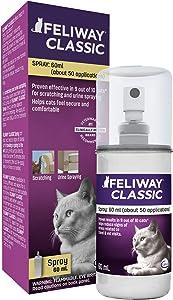 spray cat pheromones