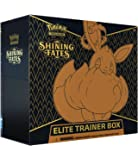 Pokémon POK80817 TCG: Shining Fates Elite träningsbox, blandade färger