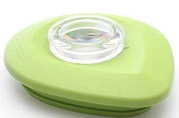 Tapa para batidora KitchenAid (incluye tapón de medida) para los modelos KSB555/KSB565. Color verde manzana.: Amazon.es: Hogar