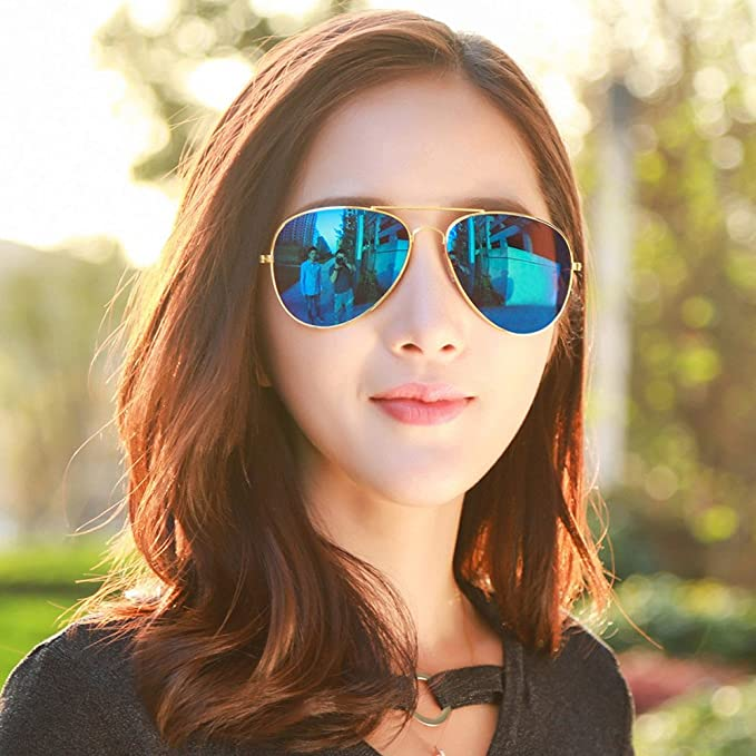 Amazon.com: Clearance Sale DBHAWK - Gafas de sol clásicas ...