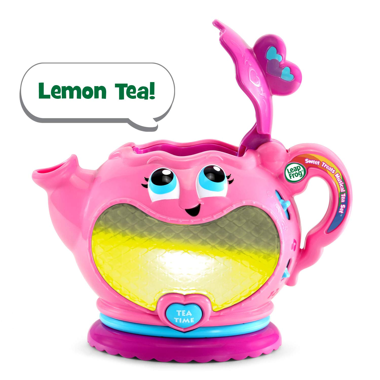 LeapFrog Sweet Treats Musical Deluxe Tea Set (Amazon Exclusive) by LeapFrog (Image #2)
