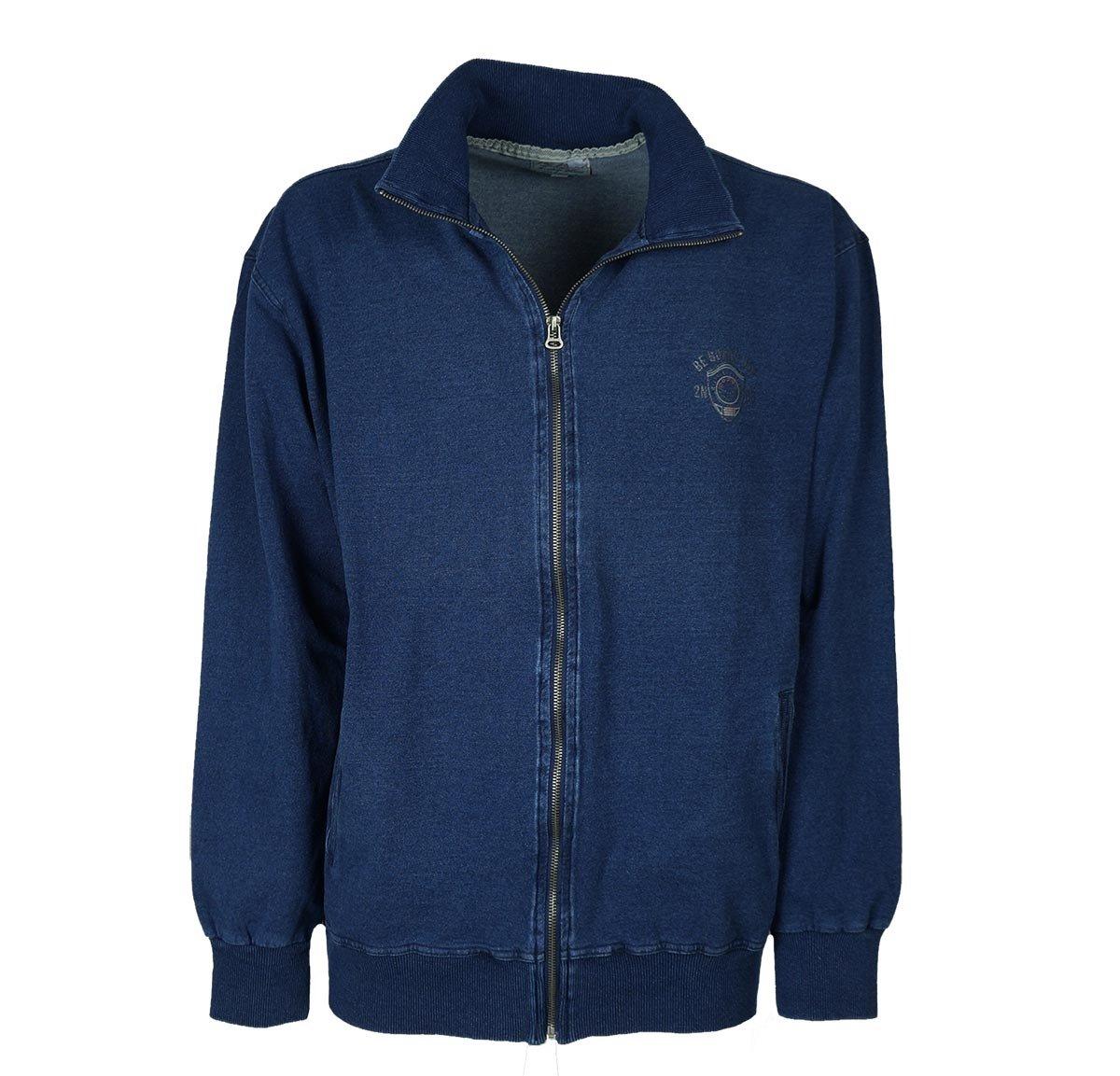 BE BOARD Felpa Jeans LEICHT für Herren Schnittform 881 F923 CONF