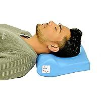 Dr Relief Neck Pain Relief Cervical Soft Pillow, 44x28cm (Memory Foam)