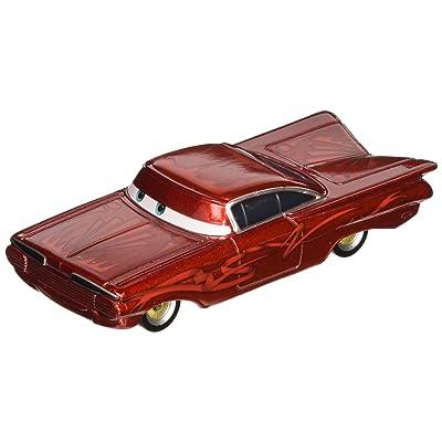 Disney Pixar Cars Hyrdaulic Ramone Diecast Vehicle: Toys & Games