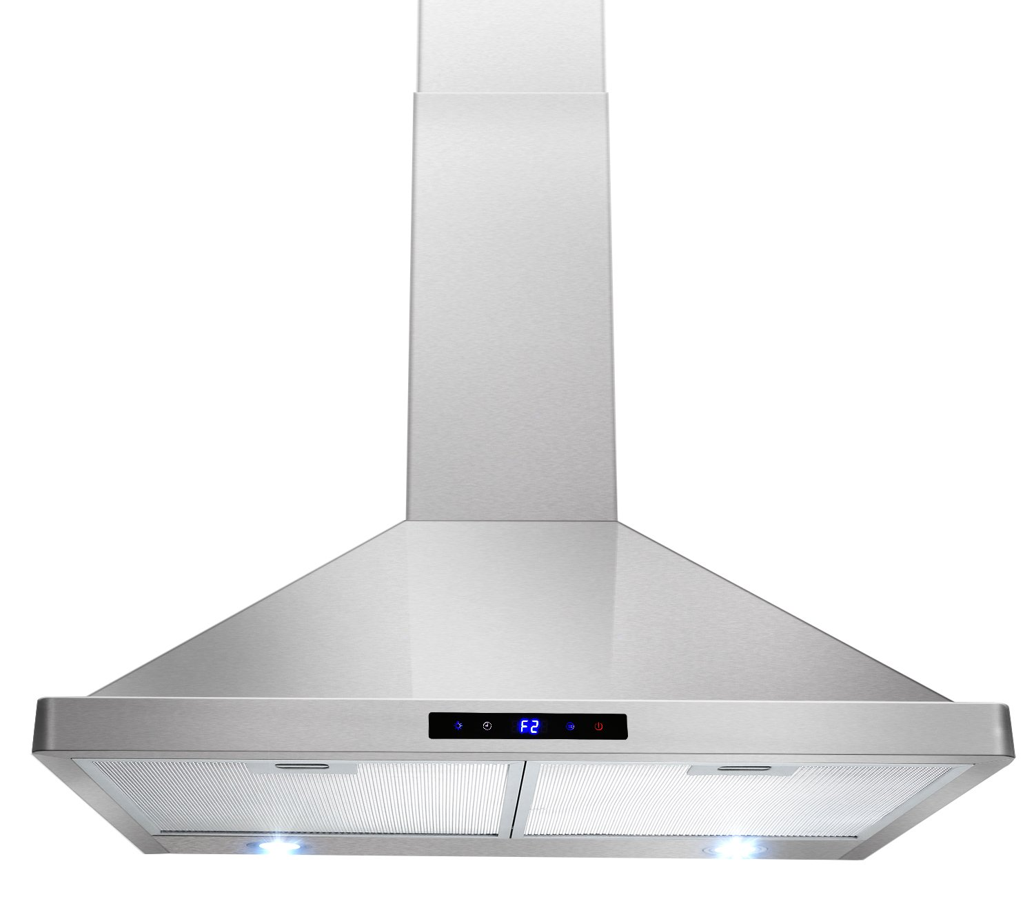 Amazon AKDY 30 Kitchen Wall Mount Stainless Steel Touch – Hood Kitchen