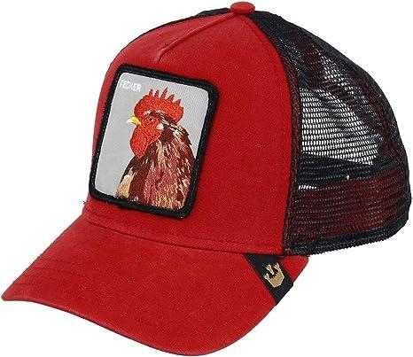 Goorin Bros. - Gorra de béisbol - para Hombre Rojo Talla única ...