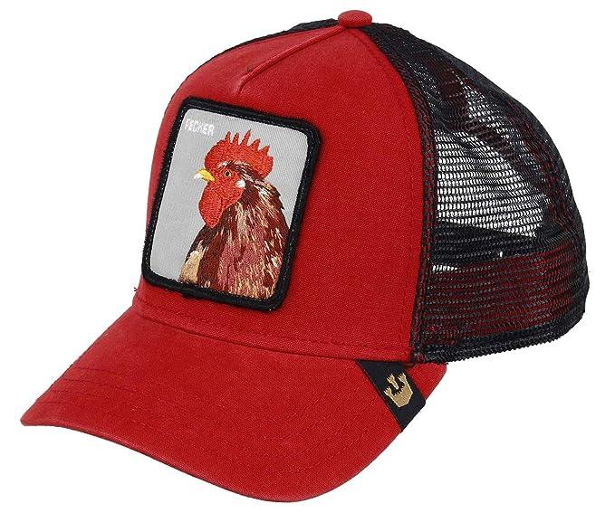 Goorin Bros. - Gorra de béisbol - para Hombre Rojo Talla única: Amazon.es: Ropa y accesorios