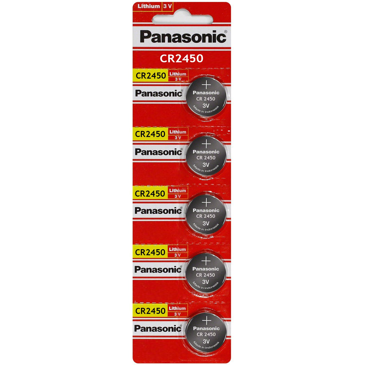 Amazon Com Panasonic Cr2477 3v Litium Coin Cell Battery