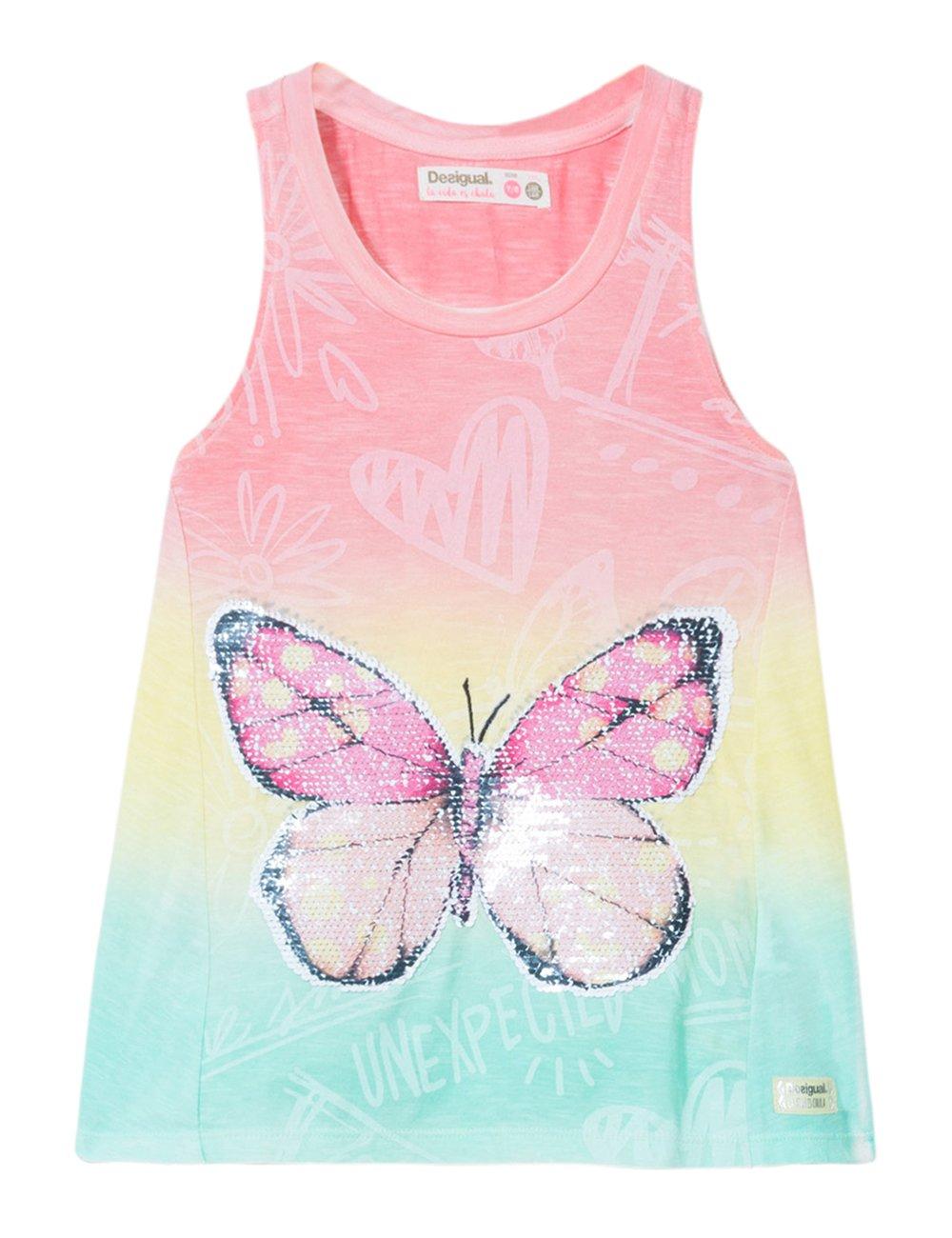 Desigual Girl's Ts_Sydney T-Shirt 18SGTKB6