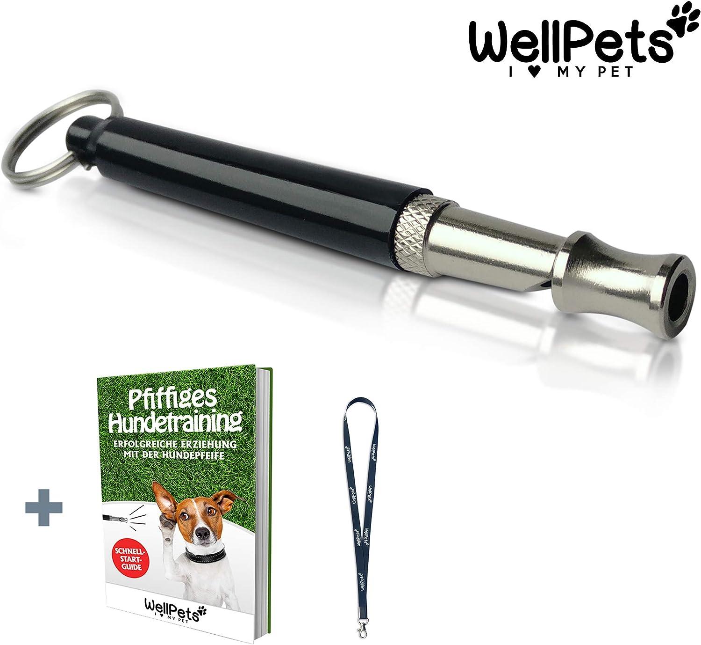 5 x Ausbildung Ultraschall Hundepfeife Silber Farbe W2G6