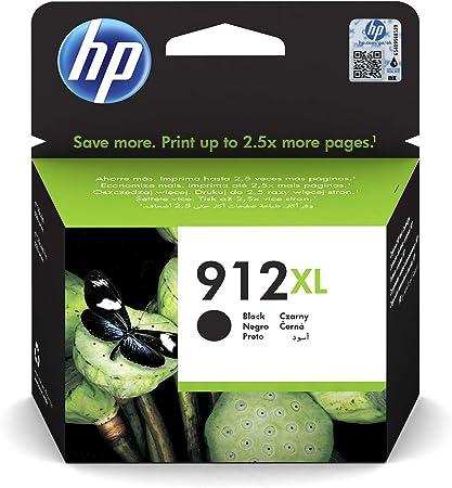 Hewlett Packard 3YL84AE#BGX Adecuado para OJ 8010 Tinta Negro ...