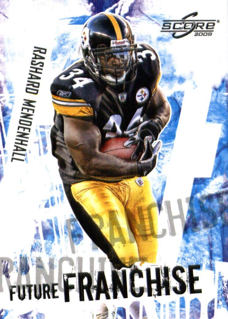 2009スコアFootball将来Franchise # Mendenhall 17 Rashard # Mendenhall Pittsburgh Rashard Steelers B00B8RXLWS, 住器プラザ:5ef97540 --- harrow-unison.org.uk