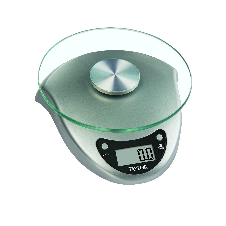 Taylor 3831BL Precision Digital Kitchen Scale