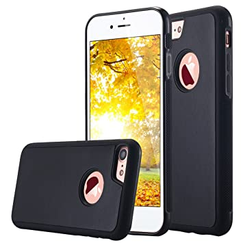 Snewill Funda iPhone 8,Funda iPhone 7, Anti-Gravity Selfie Case for iPhone
