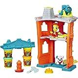 Play-Doh - B3415eu40 - Town - Maison Pompier