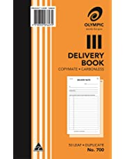 Olympic 700 Delivery Book - Duplicate Carbonless - Pack of 10