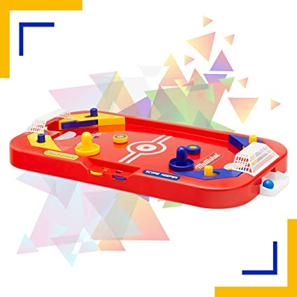 Game Room Fun Football Tabletop Arcade Game Interactive Toy For Kids Children Play Home Office Desk Top 2 Player Puzzles & Games