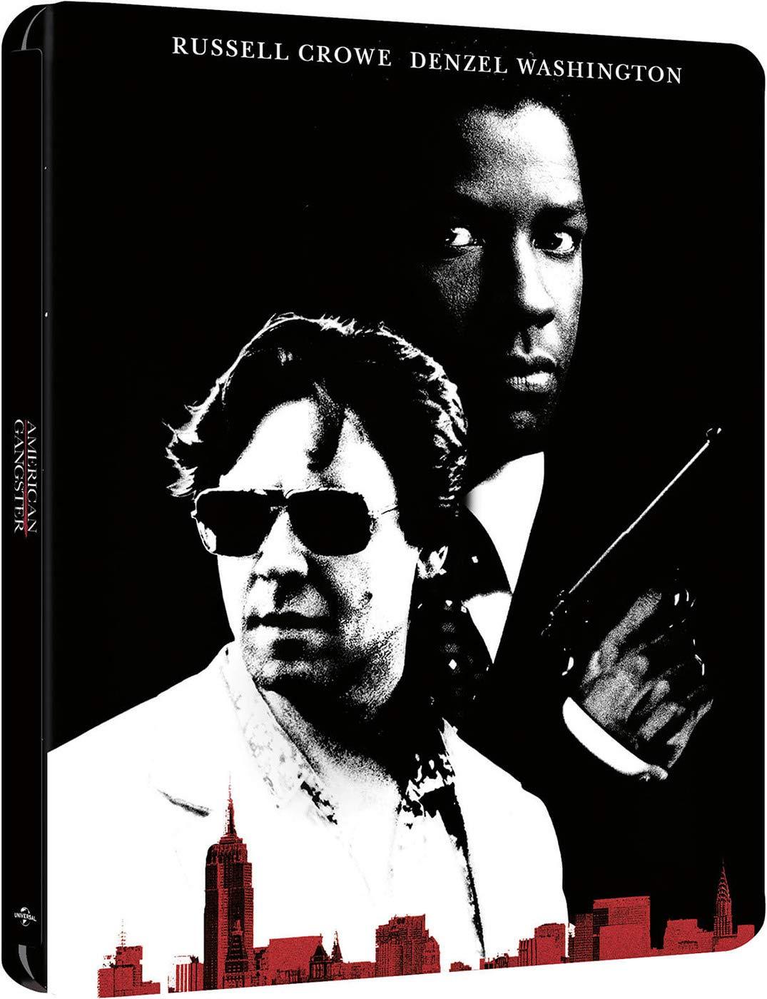 American Gangster - Edición Metálica [Blu-ray]