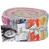 Kate Spain Early Bird Jelly Roll 40 2.5-inch Strips Moda Fabrics 27260JR