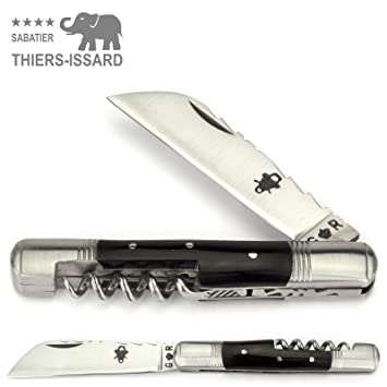Tonel Thiers-Issard - 9,5 cm navaja de Francia - mango de ...