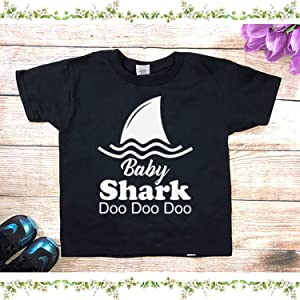 KIDS | INFANT | TODDLER | YOUTH | Baby Shark Doo Shirt | family Shark | match Shark shirts | Shark Birthday Party | Shark Shirt | Shark Tees
