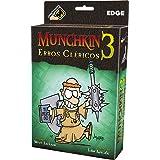 Munchkin 3: Erros Cléricos