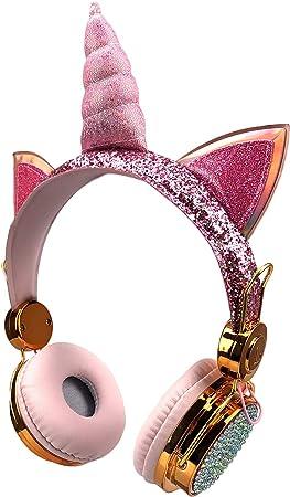Kinder Einhörner Kopfhörer Drahtlose Bluetooth 5 0 Elektronik