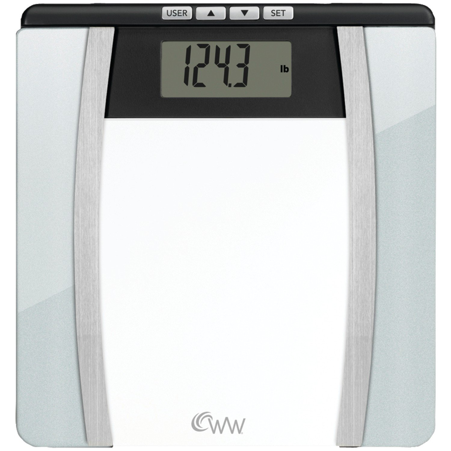 CONAIR CNRWW701Y, Weight Watchers Body Analysis Scale WW701YF