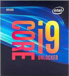Intel Core i9-9900K Desktop Processor 8 Cores up to 5.0GHz Unlocked LGA1151 300 Series 95W (BX806849900K)