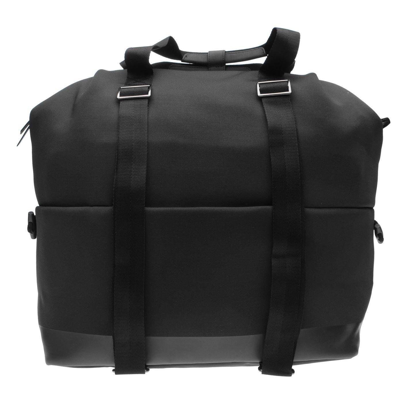02d0d00a7e25 Adidas Favourite Convertible Tote Bag Womens Black Grey Shopper Bag  Carryall  Amazon.co.uk  Luggage