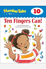 Number Tales: Ten Fingers Can! Kindle Edition