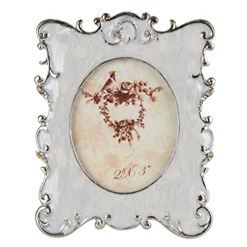 Amazon.com - NIKKY HOME French Country Style Pewter Scrolling ...
