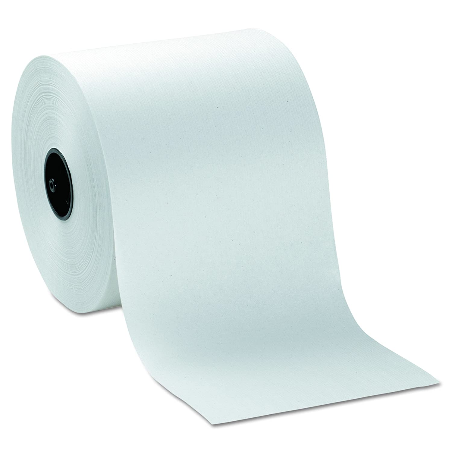 Georgia-Pacific SofPull 26910 for Auto White Recycled Hardwound Roll Paper Towel (Case of 6 Rolls) GEP26910