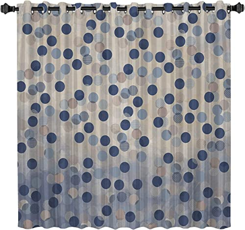 BedSweet Blackout Room Darkening Curtain